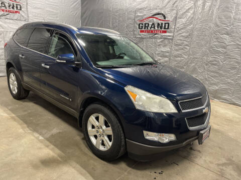 2009 Chevrolet Traverse for sale at GRAND AUTO SALES in Grand Island NE