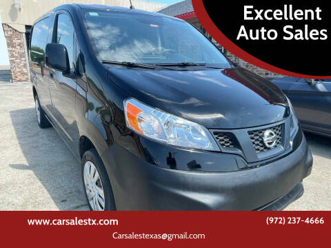 2014 Nissan NV200 for sale at Excellent Auto Sales in Grand Prairie TX