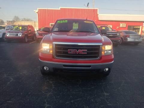 2011 GMC Sierra 1500 for sale at L&T Auto Sales in Three Rivers MI