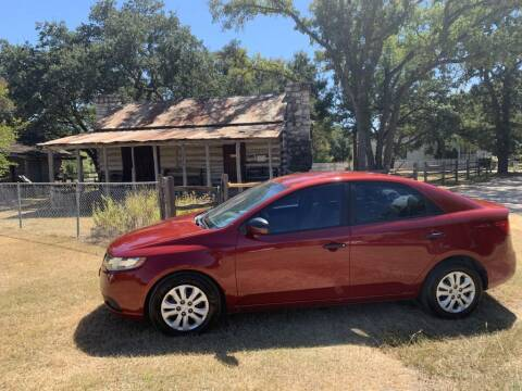 2012 Kia Forte for sale at Village Motors Of Salado in Salado TX