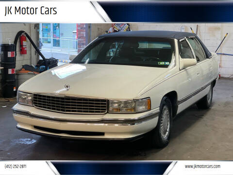 1994 Cadillac DeVille for sale at JK Motor Cars in Pittsburgh PA