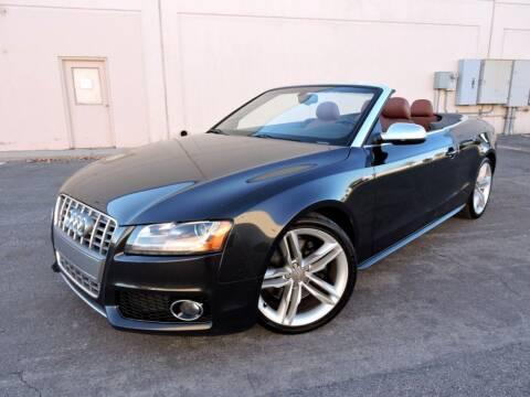 2012 Audi S5 for sale at PK MOTORS GROUP in Las Vegas NV