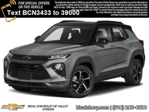 2022 Chevrolet TrailBlazer for sale at BICAL CHEVROLET in Valley Stream NY