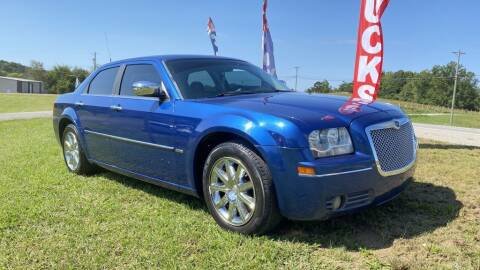 2010 Chrysler 300 for sale at 411 Trucks & Auto Sales Inc. in Maryville TN