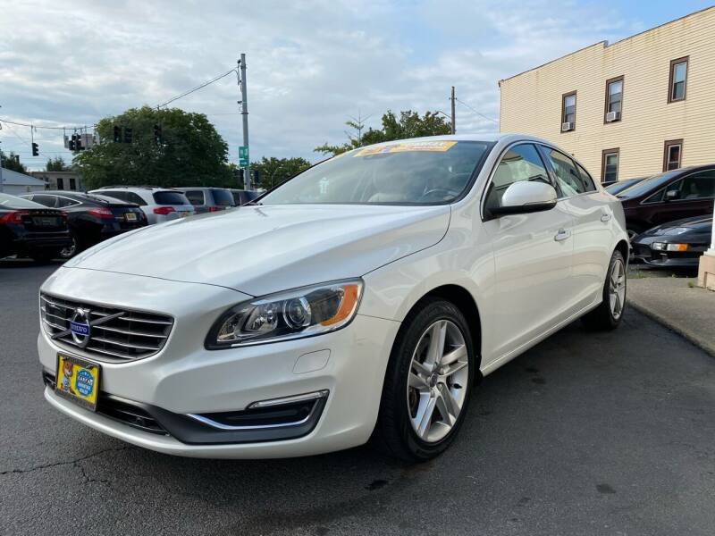 2015 Volvo S60 for sale at ADAM AUTO AGENCY in Rensselaer NY