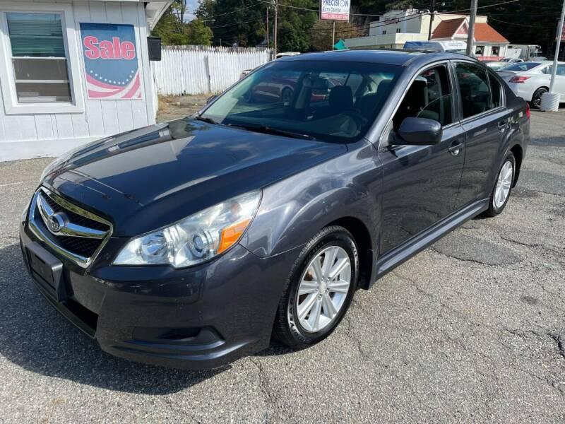 2012 Subaru Legacy for sale at Auto Banc in Rockaway NJ