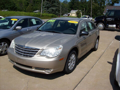 2009 Chrysler Sebring for sale at Summit Auto Inc in Waterford PA