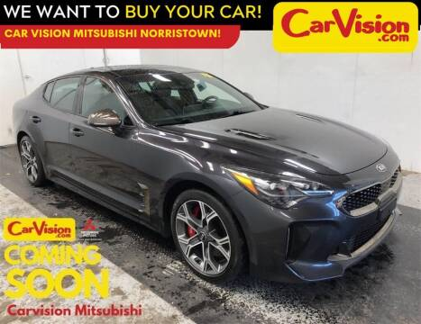 2018 Kia Stinger for sale at Car Vision Mitsubishi Norristown in Trooper PA