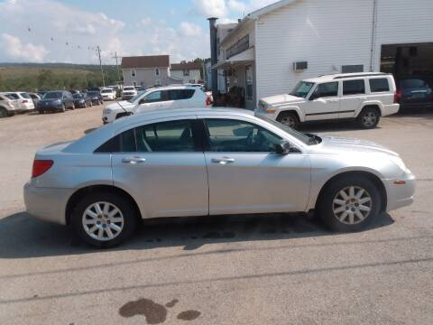 2007 Chrysler Sebring for sale at ROUTE 119 AUTO SALES & SVC in Homer City PA