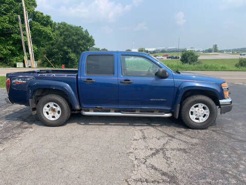 2005 GMC Canyon for sale at Westview Motors in Hillsboro OH