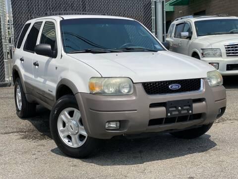 2002 Ford Escape for sale at Illinois Auto Sales in Paterson NJ