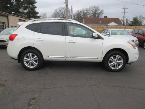 2013 Nissan Rogue for sale at Home Street Auto Sales in Mishawaka IN
