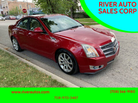 2009 Cadillac CTS for sale at RIVER AUTO SALES CORP in Maywood IL