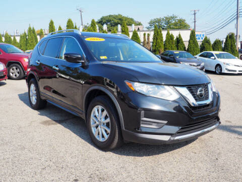 2018 Nissan Rogue for sale at East Providence Auto Sales in East Providence RI