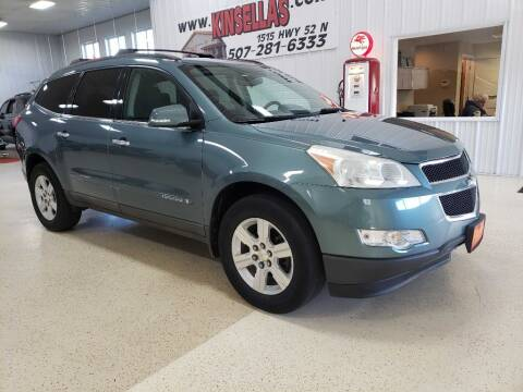 2009 Chevrolet Traverse for sale at Kinsellas Auto Sales in Rochester MN