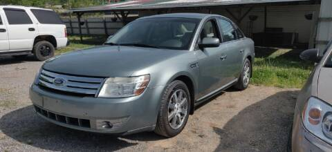 2008 Ford Taurus for sale at Auto Titan - BUY HERE PAY HERE in Knoxville TN