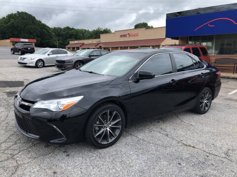 2017 Toyota Camry for sale at Penland Automotive Group in Laurens SC