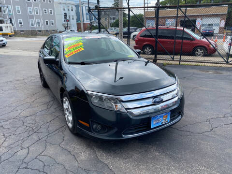 2010 Ford Fusion for sale at Adams Street Motor Company LLC in Dorchester MA