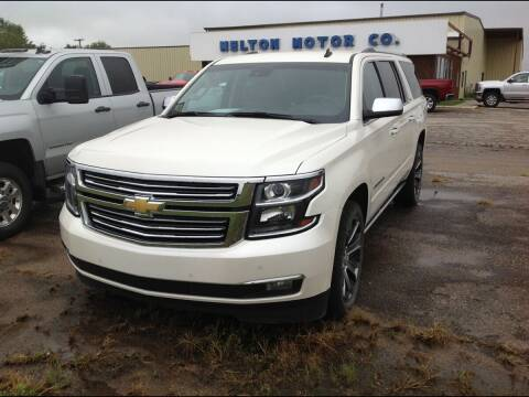 2015 Chevrolet Suburban for sale at Melton Chevrolet in Belleville KS