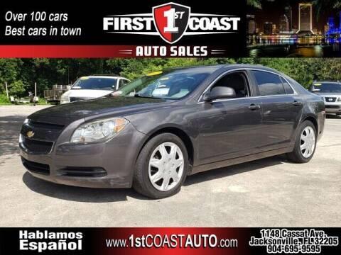 2012 Chevrolet Malibu for sale at 1st Coast Auto -Cassat Avenue in Jacksonville FL