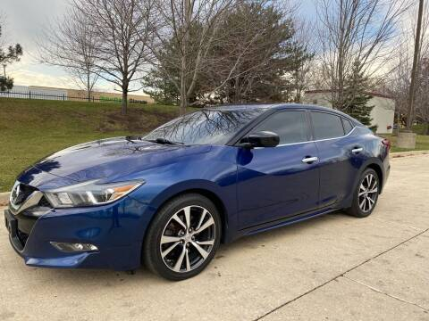 2016 Nissan Maxima for sale at Western Star Auto Sales in Chicago IL