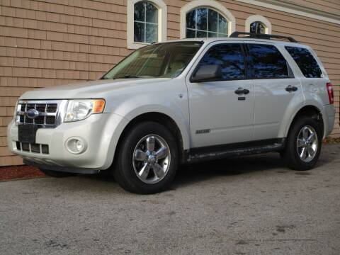2008 Ford Escape for sale at Car and Truck Exchange, Inc. in Rowley MA
