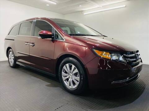 2014 Honda Odyssey for sale at Champagne Motor Car Company in Willimantic CT
