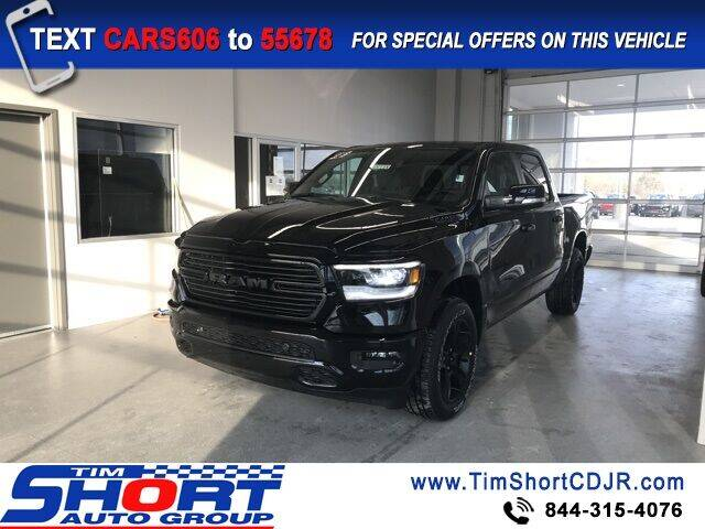 2021 RAM Ram Pickup 1500 for sale at Tim Short Chrysler in Morehead KY