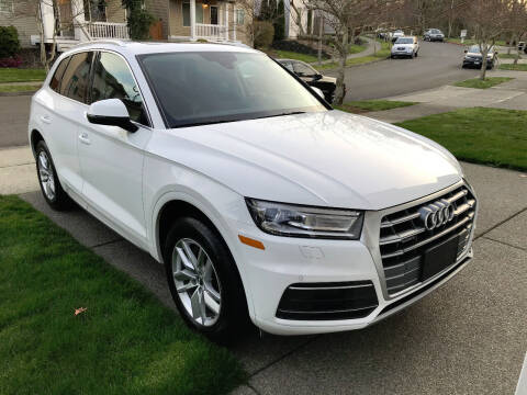 2020 Audi Q5 for sale at Autos Cost Less LLC in Lakewood WA