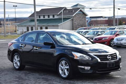 2013 Nissan Altima for sale at Broadway Garage of Columbia County Inc. in Hudson NY