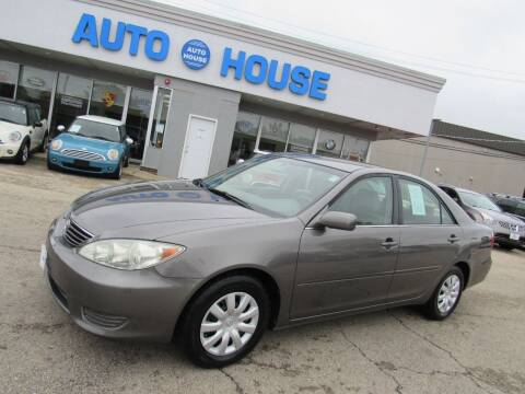 2006 Toyota Camry for sale at Auto House Motors in Downers Grove IL