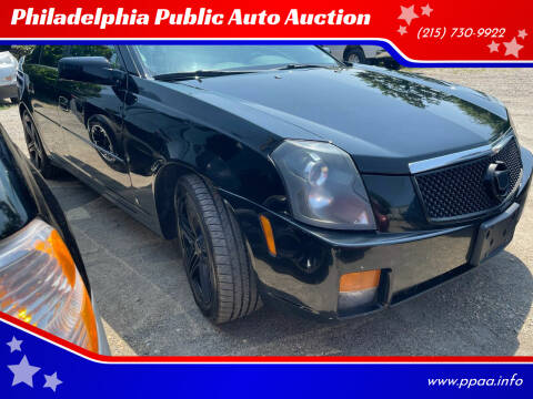 2006 Cadillac CTS for sale at Philadelphia Public Auto Auction in Philadelphia PA