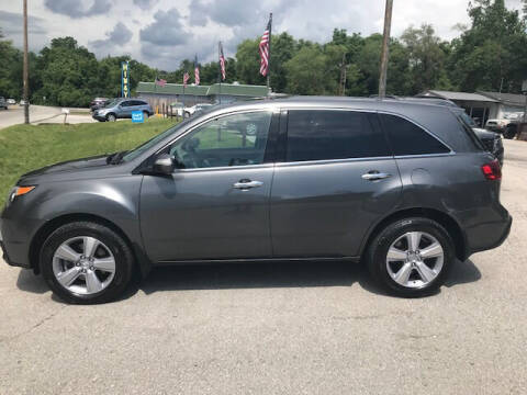 2012 Acura MDX for sale at Car Connections in Kansas City MO