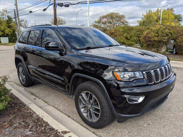 2018 Jeep Grand Cherokee for sale at Jimmys Car Deals at Feldman Chevrolet of Livonia in Livonia MI