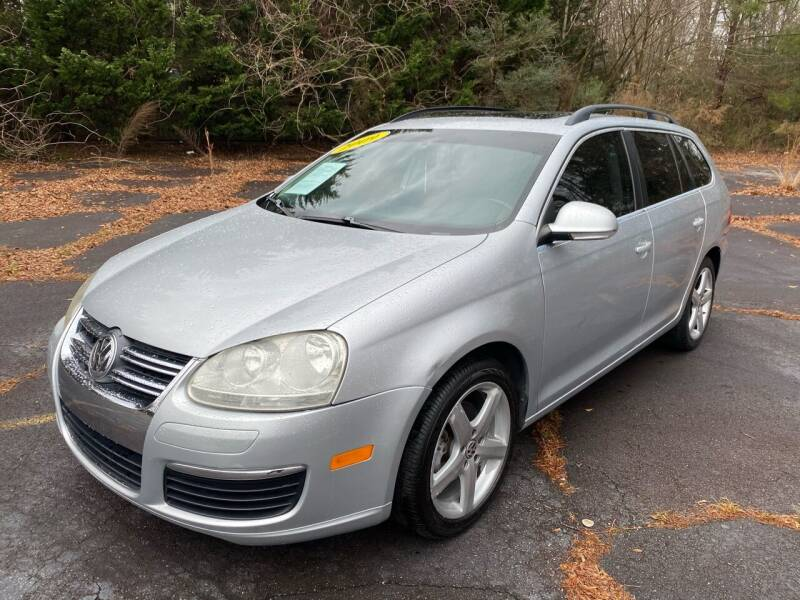2009 Volkswagen Jetta for sale at Peach Auto Sales in Smyrna GA
