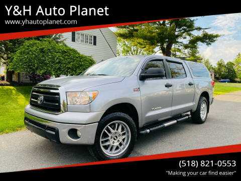2010 Toyota Tundra for sale at Y&H Auto Planet in West Sand Lake NY