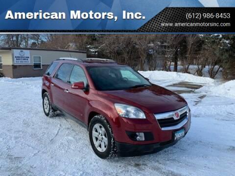 2010 Saturn Outlook for sale at American Motors, Inc. in Farmington MN