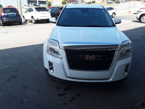 2015 GMC Terrain for sale at Auto Villa in Danville VA
