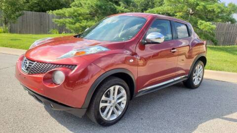 2012 Nissan JUKE for sale at Nationwide Auto in Merriam KS