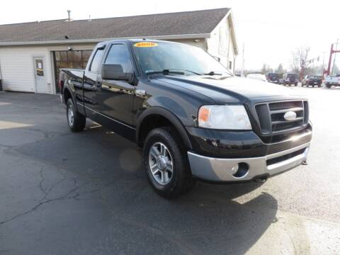 2008 Ford F-150 for sale at Tri-County Pre-Owned Superstore in Reynoldsburg OH