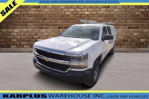 2018 Chevrolet Silverado 1500 for sale at Karplus Warehouse in Pacoima CA