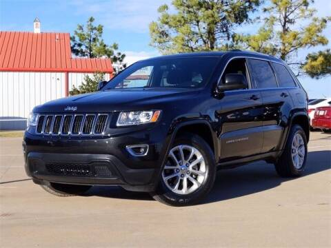 2015 Jeep Grand Cherokee for sale at Bryans Car Corner in Chickasha OK