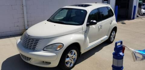 2005 Chrysler PT Cruiser for sale at Scott Thomas Automotive in Clinton Township MI