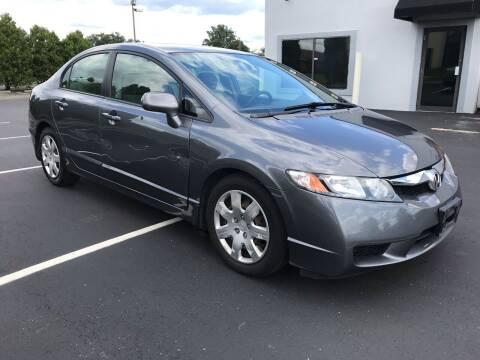 2009 Honda Civic for sale at Third Avenue Motors Inc. in Carmel IN