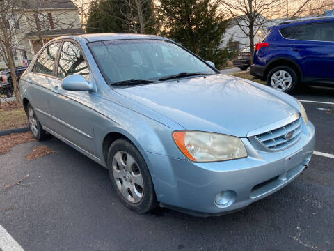2006 Kia Spectra for sale at Michaels Used Cars Inc. in East Lansdowne PA