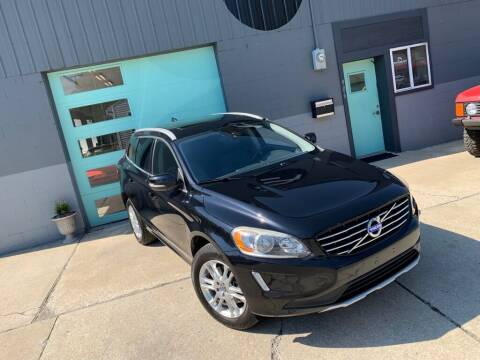 2015 Volvo XC60 for sale at Enthusiast Autohaus in Sheridan IN