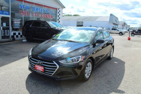 2017 Hyundai Elantra for sale at Auto Headquarters in Lakewood NJ