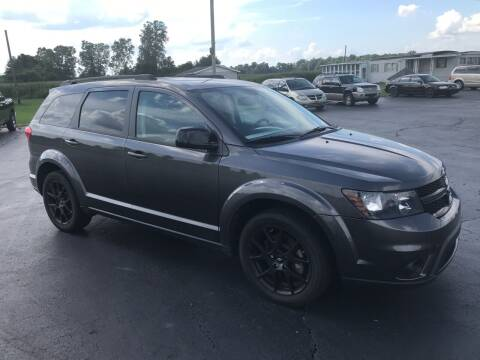 2018 Dodge Journey for sale at Huggins Auto Sales in Hartford City IN