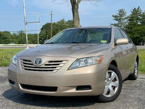 2008 Toyota Camry for sale at MAGIC AUTO SALES in Little Ferry NJ