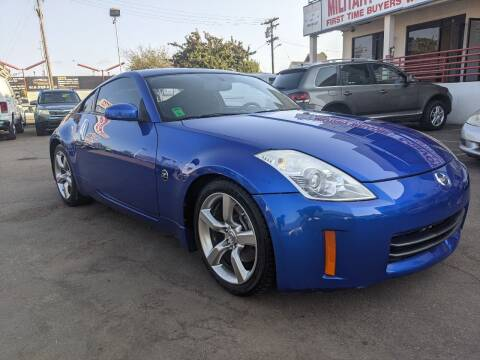 2006 Nissan 350Z for sale at Convoy Motors LLC in National City CA